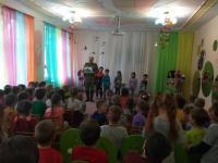 Празднование 75-й годовщины освобождения города Симферополя от немецко-фашистских захватчиков
