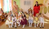 С 30 октября по 1 ноября в нашем детском саду прошли осенние утренники!