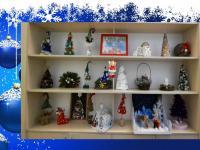 Выставка поделок «Новогодняя игрушка»