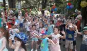 День защиты детей в детском саду «Крымчаночка»
